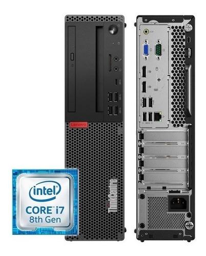 Pc Lenovo Thinkcentre M920s I7 8700/16gb