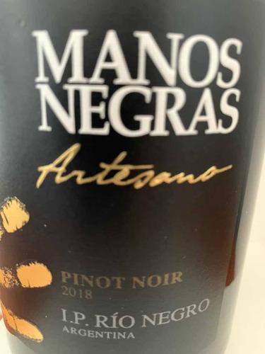 Artesano Pinot Noir Bodega Manos Negras, Excelente!