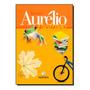 Livro Dicionario Aurelio Ilustrado : Atualizado Segundo O No
