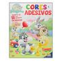 Looney Tunes Baby Cores E Adesivos