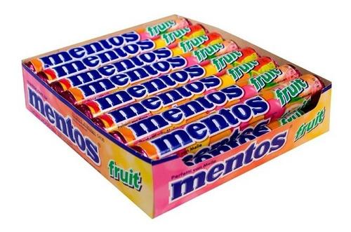 Drops Mentos Tubo C/16un Escolha O Sabor (1 Display)