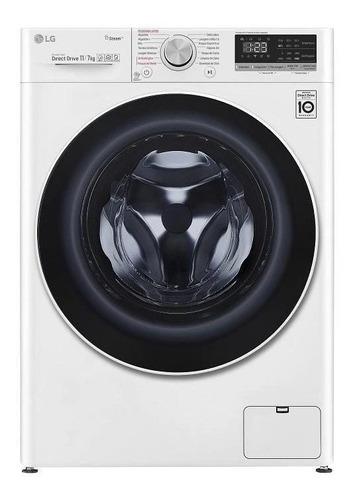 Lava E Seca Automática LG Cv5011  Branca 11kg 220v