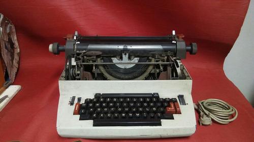 Antigua Maquina De Escribir Facit Ref. 322