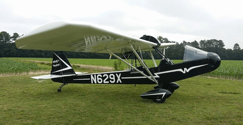 Avion Experimental Planos Woody Pusher