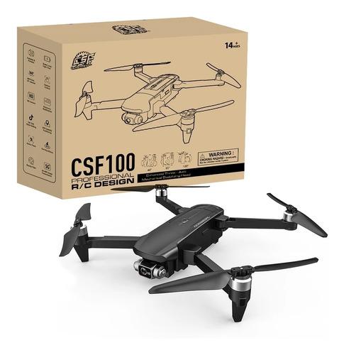 Drone Csf100 Gps Professional 2 Câmeras 4k Gimbal 3 Eixos 1b