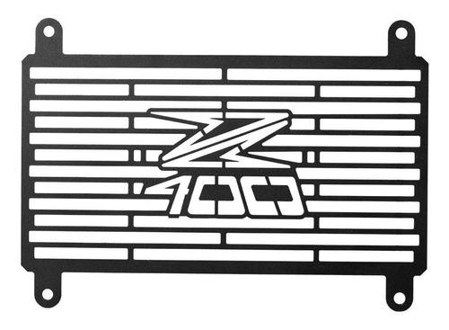 Protetor De Radiador Aço Carbono Kawasaki Z400 Z 400 19/20
