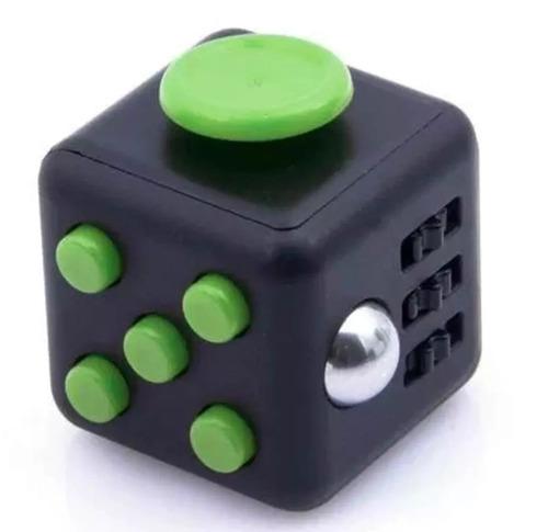 Fidget Cube - Cubo Anti-ansiedade/stress - Pronta Entrega