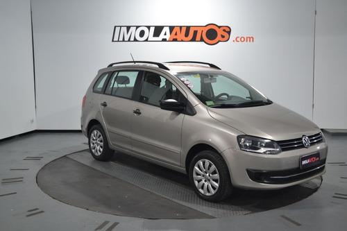 Volkswagen Suran Comfortline M/t 2014 -imolaautos-