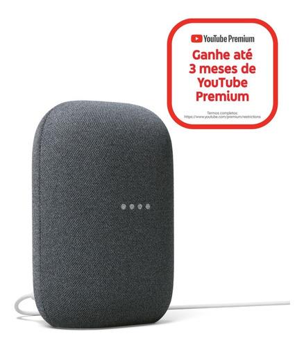 Google Nest Audio - Carvão