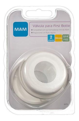 Válvula Para Mamadeira Easy Start - 2 Unidades - Mam