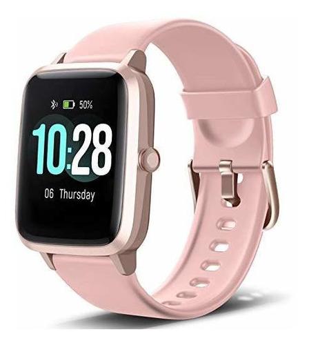 Smartwatch Reloj Inteligente, Con Monitor Cardíaco