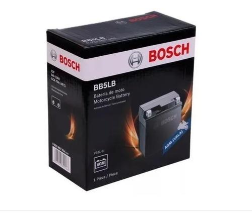 Bateria Bosch 12n5-3b Bb5l-b Yamaha Fz-16 Xtz Ybr 125
