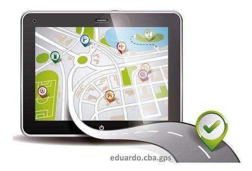 Actualizacion Gps Garmin (sudamerica) - En Córdoba