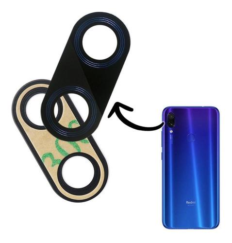 Lente Vidro Camera Traseira Xiaomi Redmi Note 7 / 7 Pro
