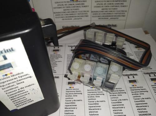 Sistema De Tinta Epson  Wf-7710 Ful Tinta + Instalación