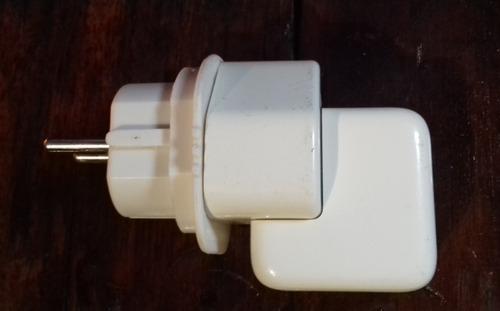 Cargador Apple iPod/iPhone Power Adapter A1205 Original!!!