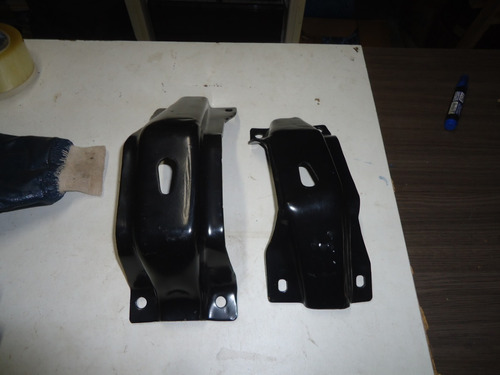 Suportes Fixaçao Coxins Ao Chassi  Motor Ford F100 Antiga