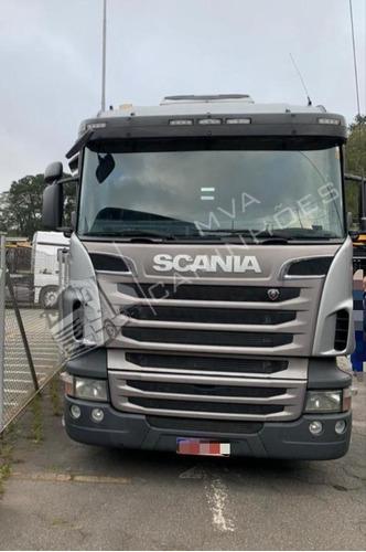 Caminhão Scania R400 6x2t