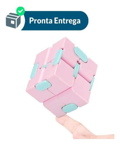 Fidget Toy Infinity Cube Cubo Infinito Antistress No Brasil