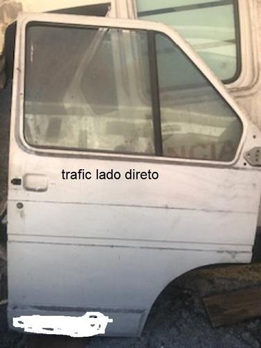 Porta Dianteira  Direita De Trafic Com Vidros
