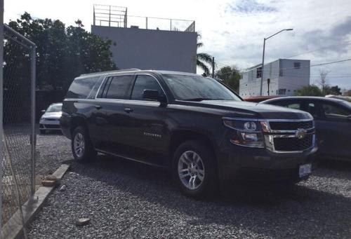 Chevrolet Suburban Lt 2015