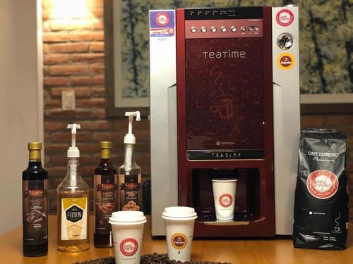 Alquiler Máquina De Café Por Comodato En Promoción 2021!