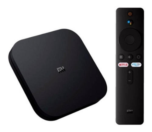 Mi Box S Xiaomi Tv Box 4k Android Versão Global Original