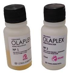 Olaplex Paso 1 De 7.5ml Y Paso 2 De 15ml Tienda Ccs