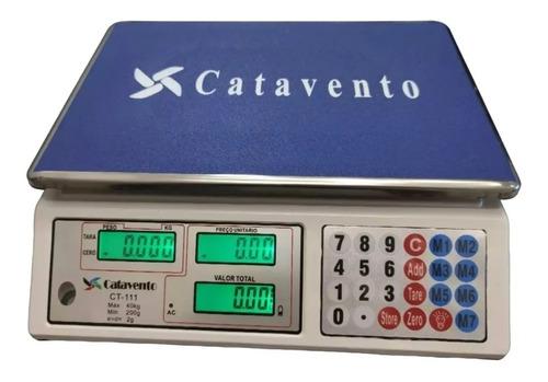 Balança Comercial Digital Fenix Dorada 40kg
