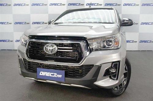 Toyota Hilux 2.8 Srx 4x4 Cd 16v Diesel 4p Automático 2019/20