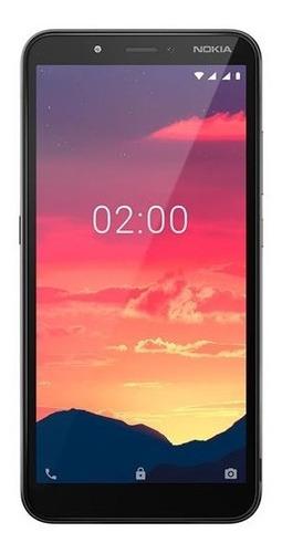 Smartphone Nokia C2 Nk010 Tl 5,7 32gb (16+16 Cartão) 1gb Ram