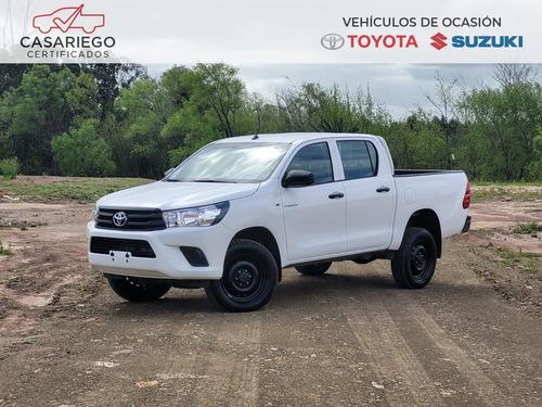 Toyota Hilux Dx 4x4 2.4 2020 Excelente Estado