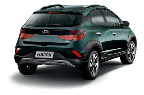 Hyundai Hb20x 1.6 Diamond Plus Flex Aut. 5p