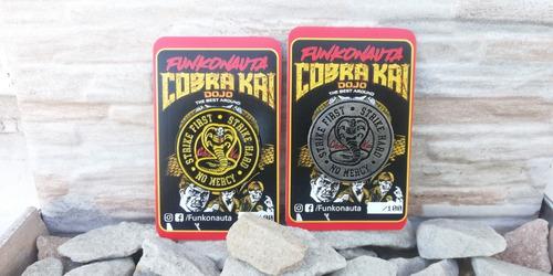 Pin Cobra Kai  Karate Kid #funkonauta
