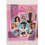 3 Livros E 7 Revistas Da Barbie, Barbie Fashion