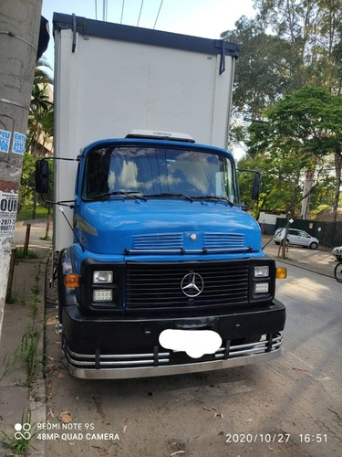 Merdes Benz 1316 6x2