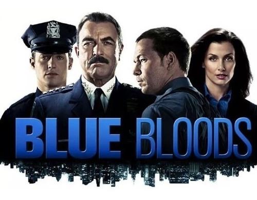 Blue Bloods - Série Legendada Em Dvd - Escolha A Temporada