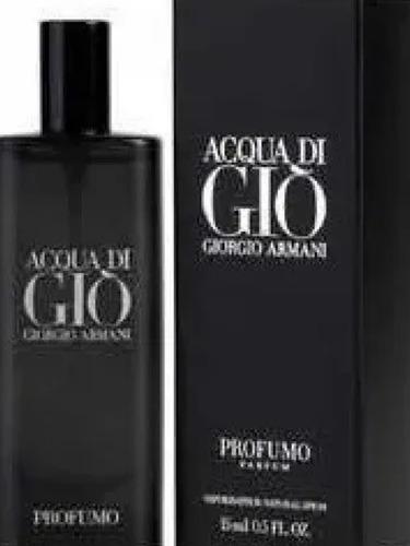 Perfume Acqua Di Gio Profumo 15ml! Súper Promo!!