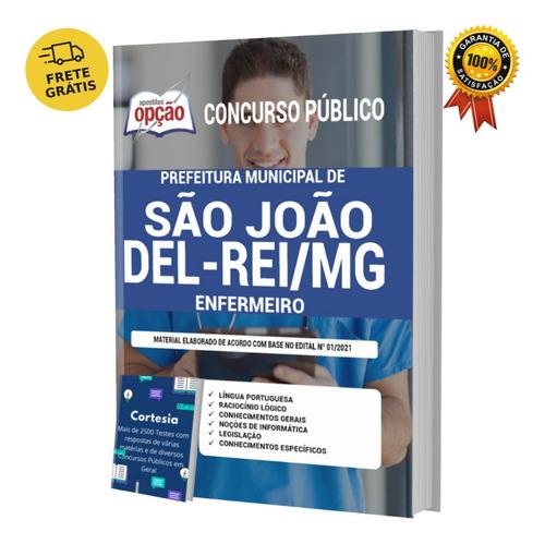 Apostila Concurso São João Del rei Mg Enfermeiro