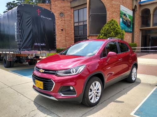 Chevrolet Tracker Premier Awd 2019