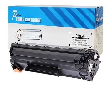 Kit Com 5 Toner Comp. Hp Ce285a | P1102 M1132 1.8k Premium