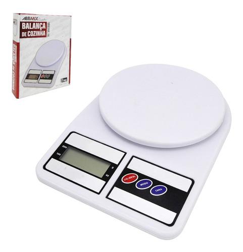Balança Digital Cozinha Alta Precisão 7kg Dieta E Nutrição