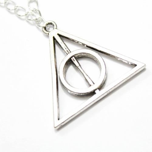 Collar Reliquias De La Muerte Harry Potter - Hp