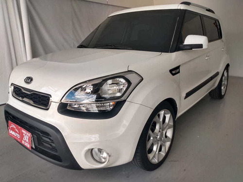 Kia Soul Ex 1.6 Ff At  Blindado