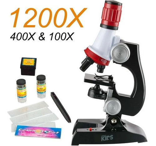 Brinquedos Educativos Para Microscópio Infantil 1200x