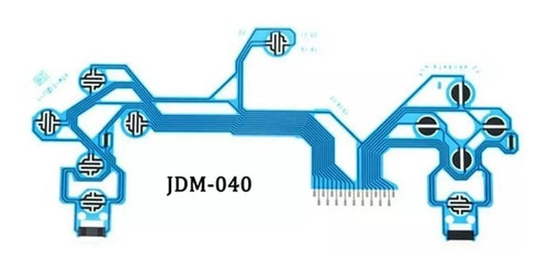 Acetato Membrana Ps4 Playstation 4 Jdm 040