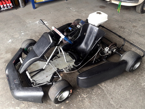 Kart Motor Rd 2 Tempo Funcionando Perfeitamente ..troco Tbm