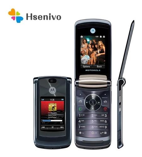 Celular Motorola V8 Gold Luxo Lindo Fliper Original Reliquia