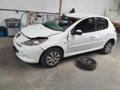 (1) Sucata Peugeot 207 1.4  2012/2013 ( Retirada De Peças)