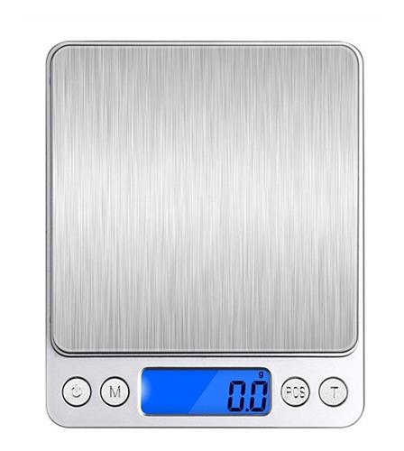 Mini Balança Digital Alta Precisão Pesa De 0,1g-3000g